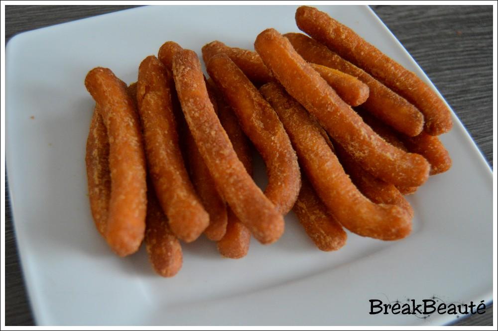 Delhaize lance les frites de l gumes et j adore mon - Frites pour friteuse au four ...